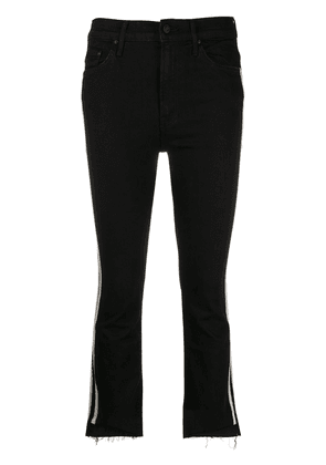 Mother The Insider cropped jeans - Black