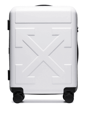 Off-White For Travel trolley