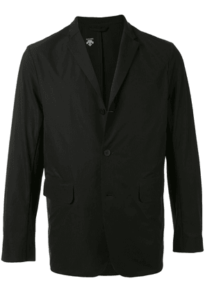 Descente Allterrain single-breasted fitted blazer - Black