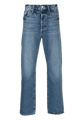 Mother The Highball dad jeans - Blue