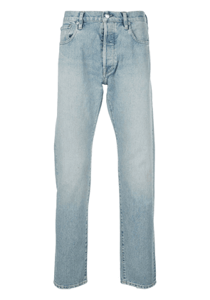 Simon Miller mid-rise tapered jeans - Blue