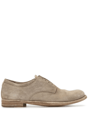 Officine Creative Lexikon Softy Oxford shoes - Brown