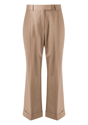 Frenken relaxed tailored trousers - Brown