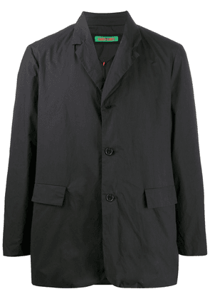 Casey Casey fitted single breasted blazer - Black