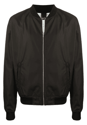 Blood Brother shell bomber jacket - Black