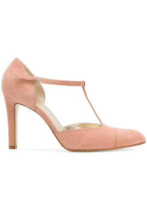 Antonio Barbato buckle pumps - Pink