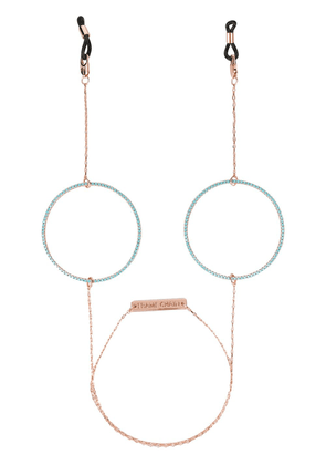 Frame Chain Circle Of Lust sunglasses chain - PINK