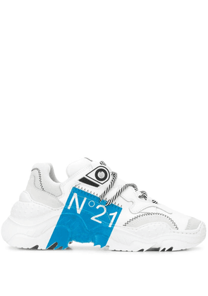 Nº21 Billy low-top sneakers - White