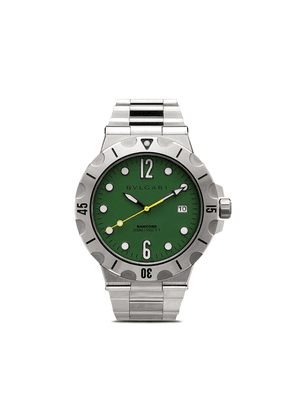 Bamford Watch Department Bulgari Diagono Pro Scuba watch - Grey