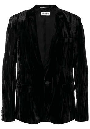 Saint Laurent tailored suit jacket - Black