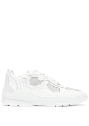 Filling Pieces mesh panel sneakers - White