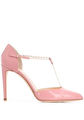 Chloe Gosselin Nicole 100mm pumps - Pink