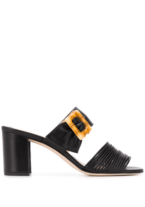 Chloe Gosselin Fiona 70mm sandals - Black