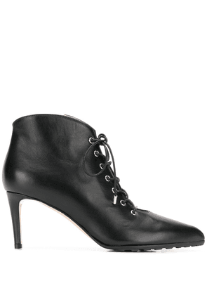 Chloe Gosselin Priyanka lace-up ankle boots - Black