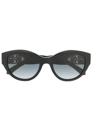 Bvlgari square tinted sunglasses - Black