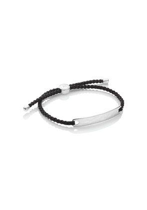Monica Vinader Havana Friendship bracelet - Black
