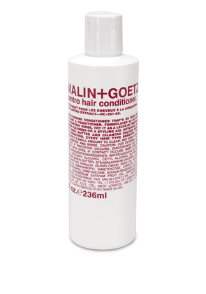 MALIN+GOETZ Cilantro Hair Conditioner - White