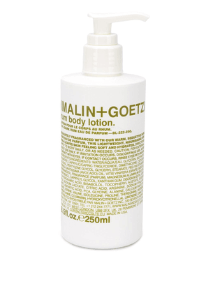 MALIN+GOETZ Rum Body Lotion - White
