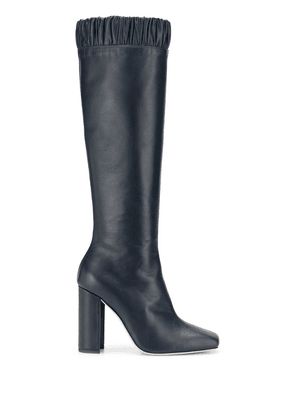 Chloe Gosselin Carmen knee-high boots - Blue
