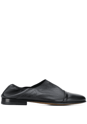 Malone Souliers Bruno round toe loafers - Black