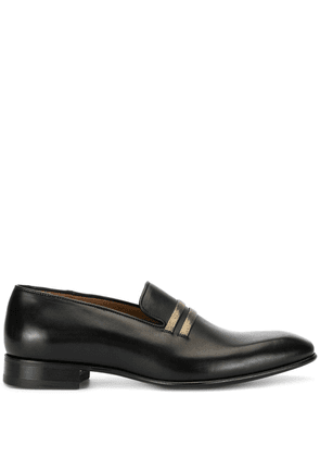 Malone Souliers low heel loafers - Black