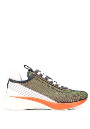Pierre Hardy vision two-tone sole sneakers - Multicolour