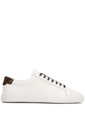 Saint Laurent Andy sneakers - White