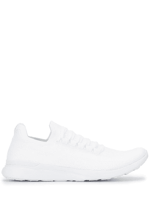 APL: ATHLETIC PROPULSION LABS Techloom Breeze knitted sneakers - White