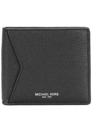 Michael Kors Collection Bryant bifold wallet - Black