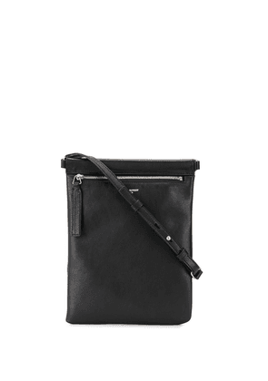 Saint Laurent leather crossbody bag - Black