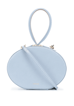 Cafuné Egg structured tote - Blue