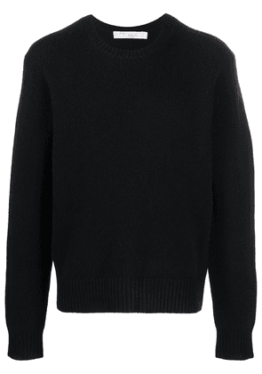 IRO cashmere knitted jumper - Black