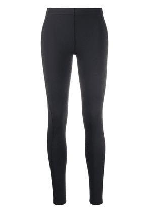 BALENCIAGA mid-rise leggings - Black
