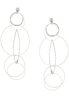 Gas Bijoux Torsade earrings - SILVER