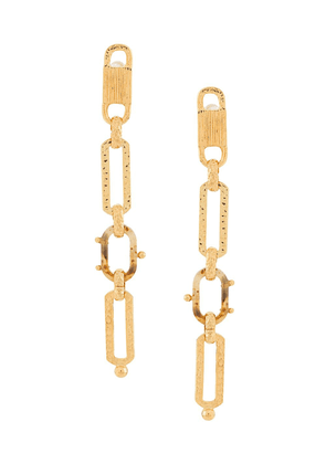 Gas Bijoux Escale earrings - GOLD