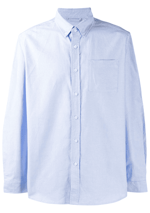 Saturdays Nyc Crosby Oxford shirt - Blue