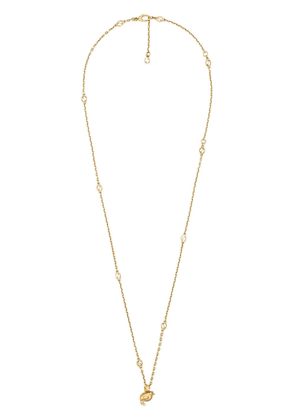 Gucci chick pendant necklace - GOLD