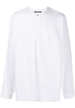 Costumein pullover long-sleeve shirt - White
