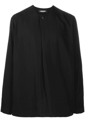 Costumein pullover long-sleeve shirt - Black