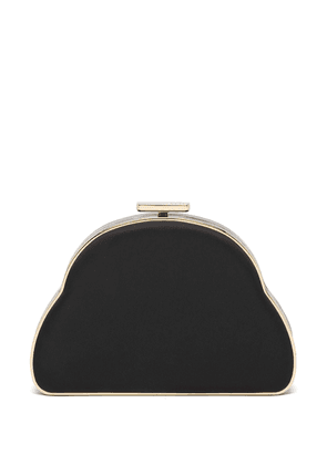 Prada padded cloud clutch - Black