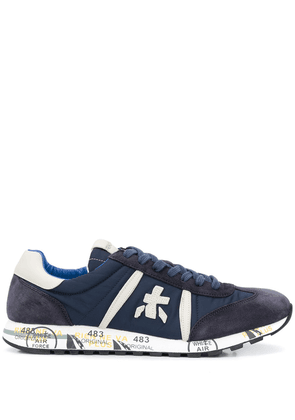Premiata Lucy low-top trainers - Blue