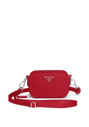Prada leather multi-functional case - Red