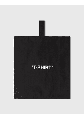 Off-White 'T-SHIRT' Pouch