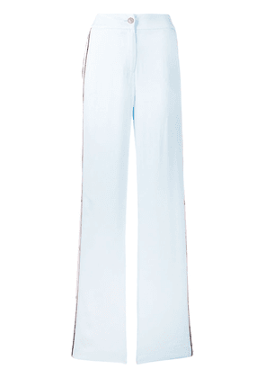 Cavalli Class baggy fit trousers - Blue