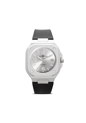 Bell & Ross BR 05 Grey Steel 40mm - GREY AND SILVER GREY