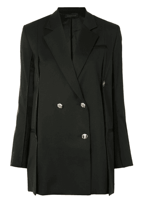 Eudon Choi Beatrice double-breasted jacket - Black