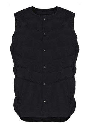 Descente Allterrain D.I.S. padded down vest - Black