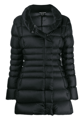Colmar high-neck padded coat - Black