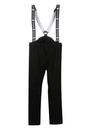 Dsquared2 logo-tape ski jumpsuit - Black