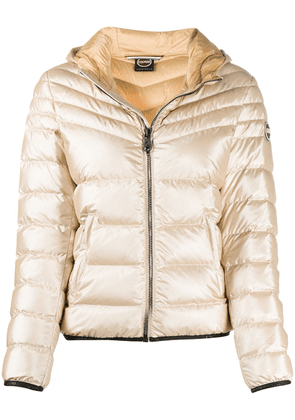 Colmar padded zip-up down jacket - Neutrals